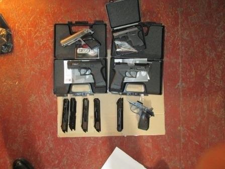 Изготовляли исбывали оружие: вДнепре разоблачили группировку, вкоторую заходил нацгвардеец